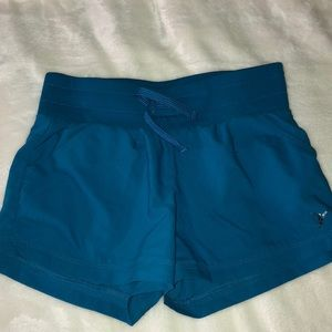 Old Navy active shorts blue